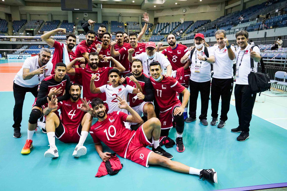 BAHRAIN BEST INDIA IN STRAIGHT-SET WIN AT ASIAN SENIOR MEN'S CHAMPIONSHIP OPENER