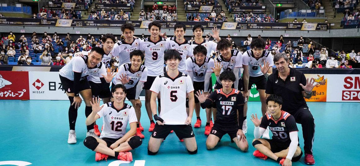 JAPAN FORGE FINALS APPEARANCE AT HOME