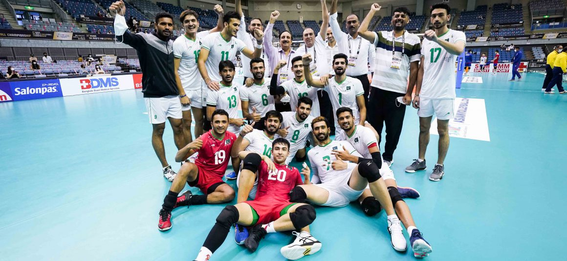 PAKISTAN PLACE SEVENTH WITH STRAIGHT SETS ON KOREA