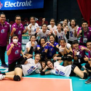 THAILAND AND DOMINICAN REPUBLIC CLOSER TO TOP 10 AT GIRLS' U18 WORLD CHAMPIONSHIP