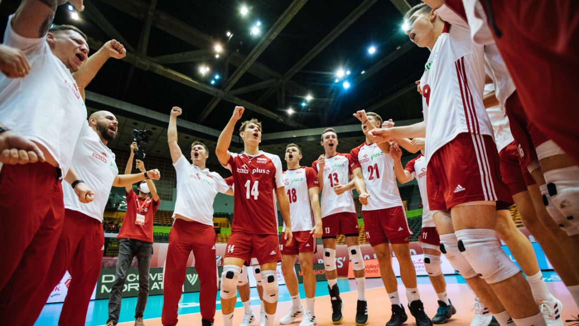 GLEAMING POLAND STOP BULGARIA IN THEIR TRACKS FOR SECOND BOYS' U19 WORLDS TITLE