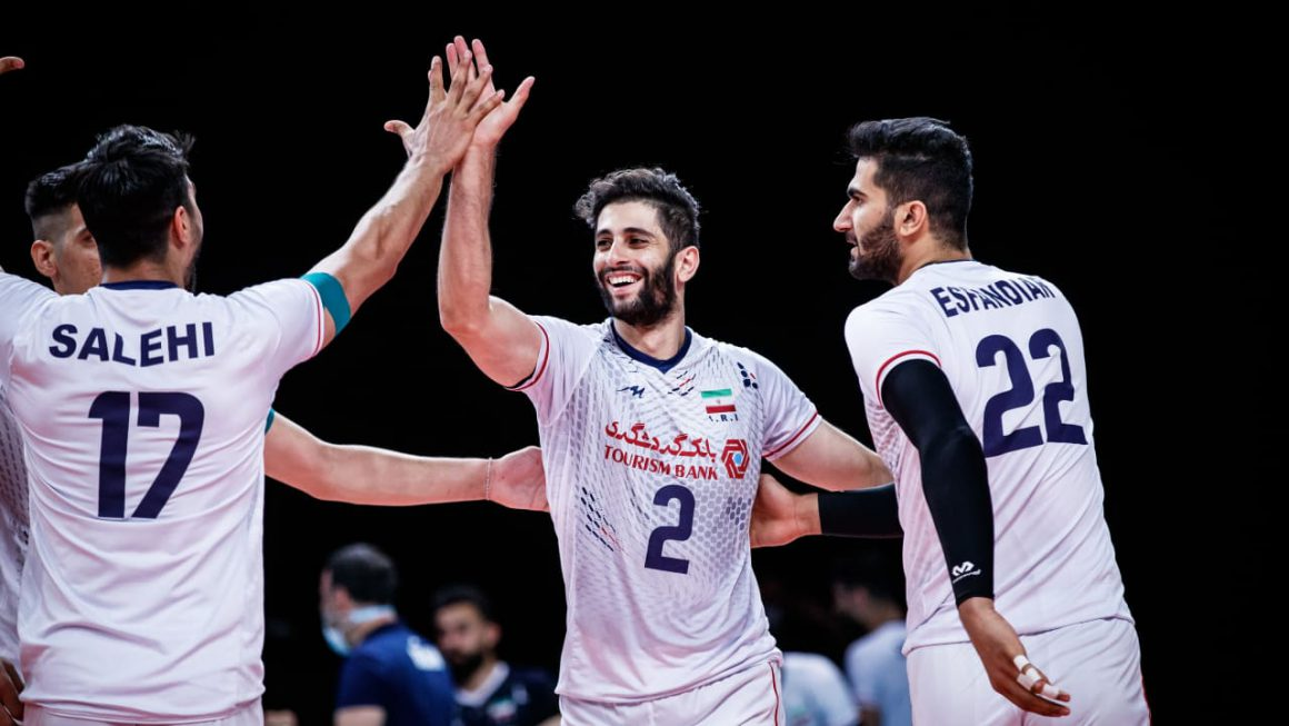 EBADIPOUR LEADS IRAN'S NEXT GENERATION IN CHIBA FOR ASIAN TITLE DEFENCE