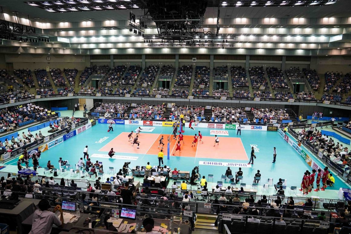 ASIA EMBRACES RETURN OF VOLLEYBALL WITH ASIAN SENIOR MEN'S CHAMPIONSHIP