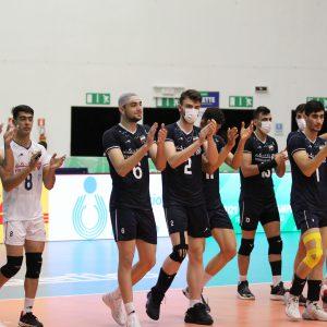 IRAN SHUT OUT MOROCCO 3-0 AT MEN'S U21 WORLD CHAMPIONSHIP