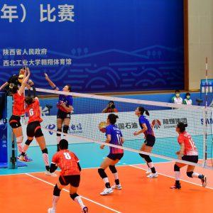 REIGNING CHAMPIONS JIANGSU TO SET UP FINAL CLASH WITH TIANJIN AT CHINA NATIONAL GAMES