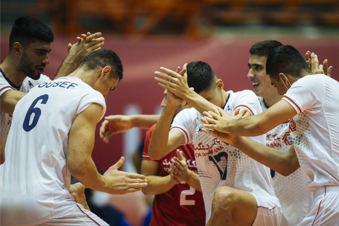 IRAN KNOCK OUT 2019 BRONZE MEDALLISTS ARGENTINA FOR A PLACE IN BOYS' U19 WORLDS SEMIFINALS