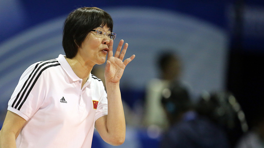 LANG PING QUITS AS CHINA WOMEN'S VOLLEYBALL HEAD COACH