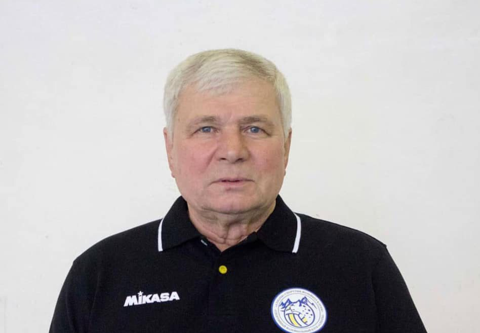 AVC, VOLLEYBALL FAMILY MOURNS PASSING OF VYACHESLAV NIKOLAEVICH SHAPRAN