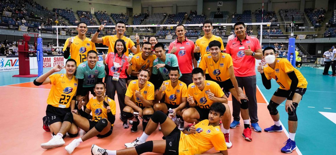 CHAIPIPAT BLAZES WITH 25 POINTS TO POWER THAILAND 3-1 WIN ON HONG KONG, CHINA