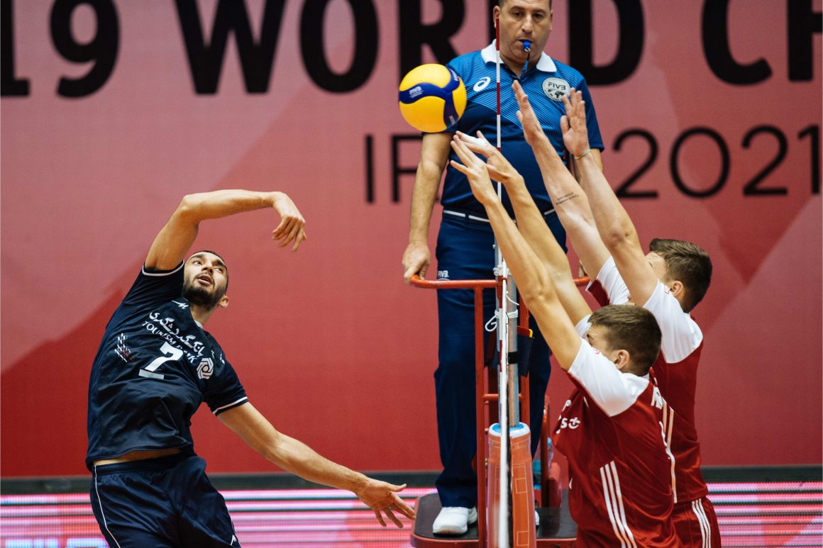 POLAND BRING DOWN HOSTS IRAN FOR SECOND TIME TO MAKE BOYS' U19 WORLDS FINAL