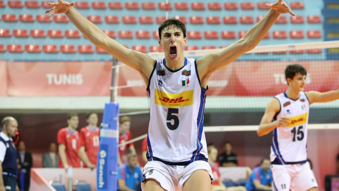 WORLD'S BEST U21 TEAMS GET TOGETHER IN ITALY AND BULGARIA