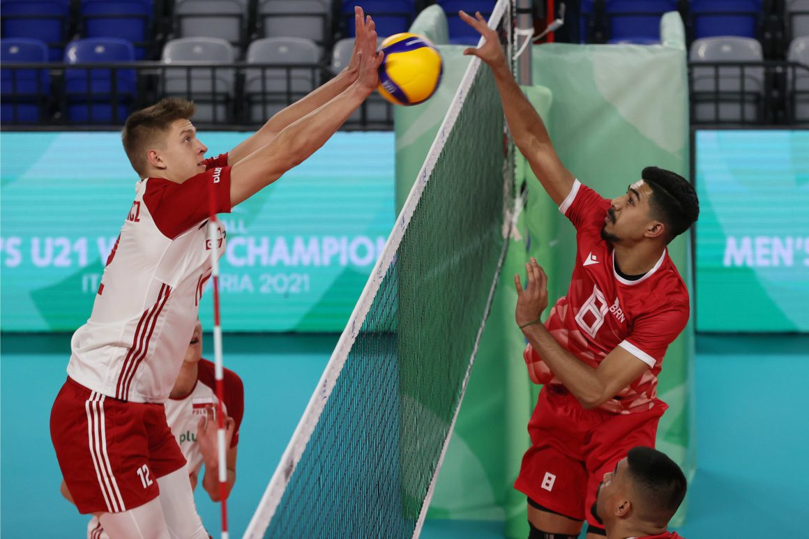 BAHRAIN GO DOWN TWO MATCHES IN A ROW AT MEN'S U21 WORLD CHAMPIONSHIP