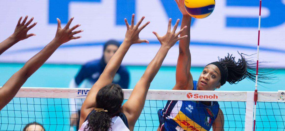 RISING STARS SET TO COMPETE AT GIRLS' U18 WORLD CHAMPIONSHIP