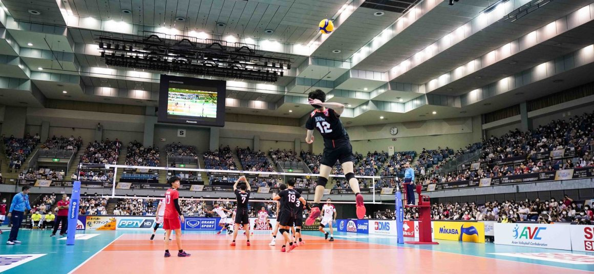 ASIAN SENIOR MEN'S CHAMPIONSHIP TAKES SHAPE IN SECOND DAY OF COMPETITION