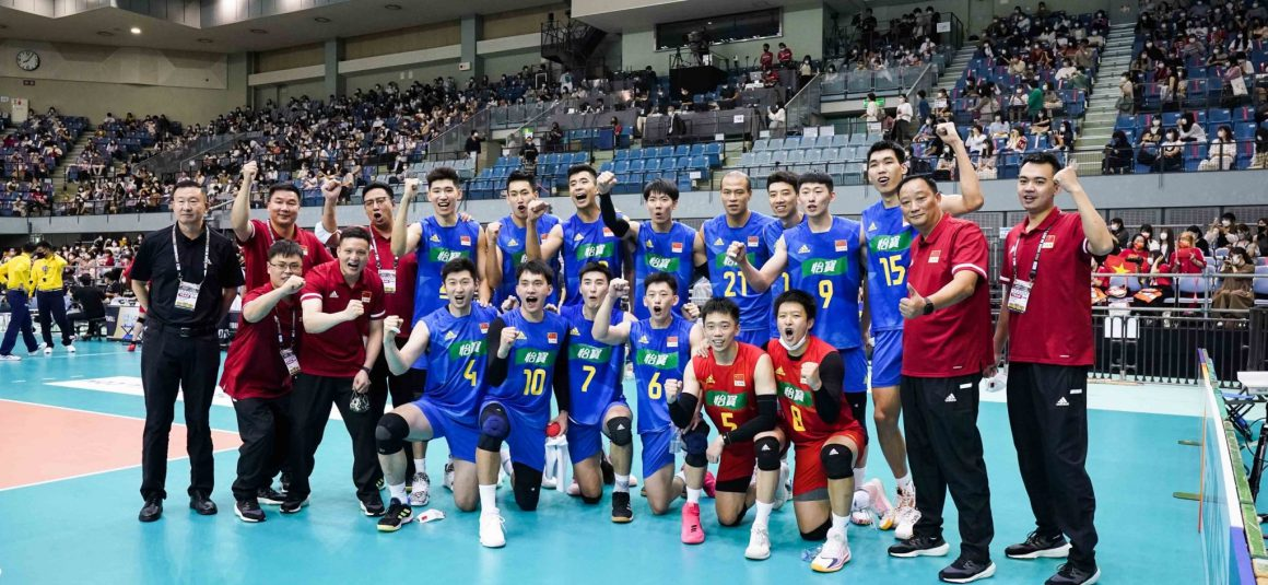 CHINA CAPTURE 3-1 VICTORY AGAINST HOSTS JAPAN