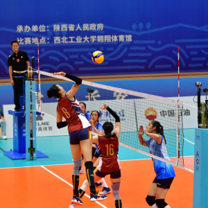 CHINA NATIONAL GAMES SENIOR WOMEN'S TOURNAMENT HEATS UP WITH STRONG TEAMS THROUGH TO SEMIFINALS