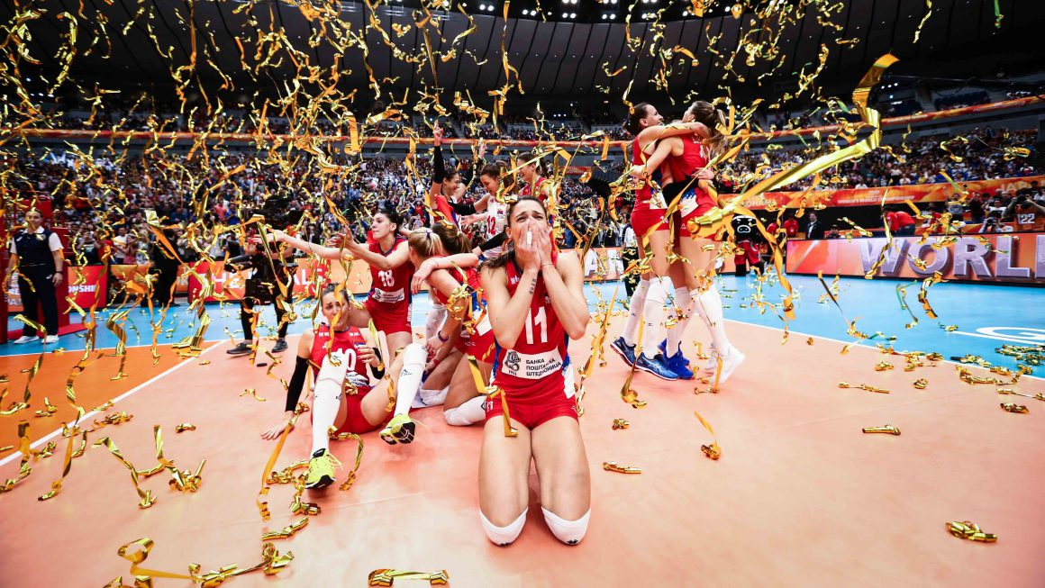 2022 WOMEN'S WORLD CHAMPIONSHIP LINEUP PROMISES HUGE THRILLS