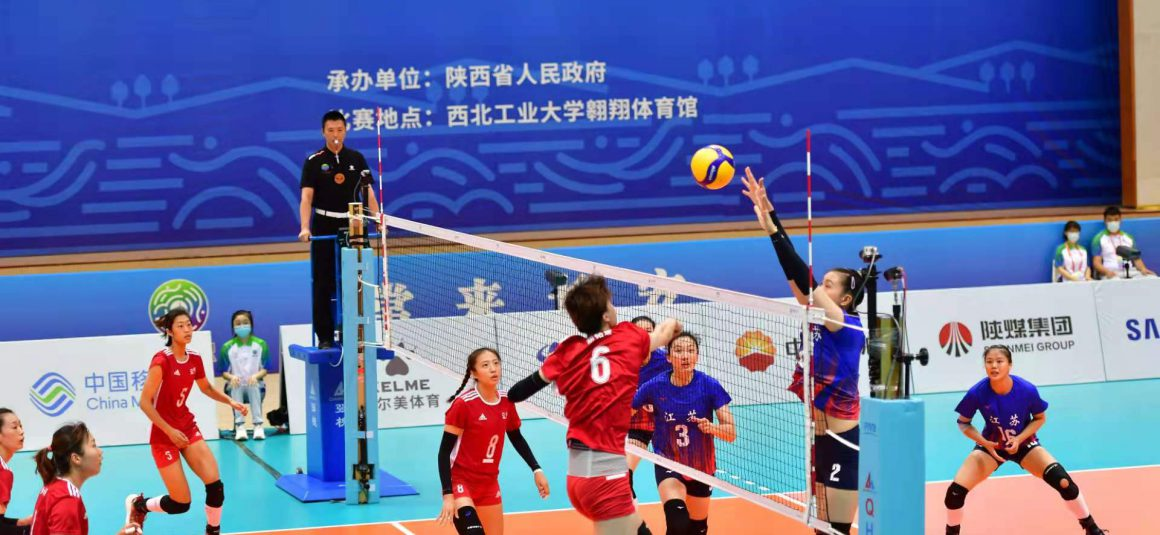 JIANGSU AND TIANJIN SECURE TOP FOUR SPOTS AT CHINA NATIONAL GAMES