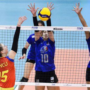 THAILAND GO DOWN IN TIE-BREAKER AGAINST ROMANIA IN GIRLS' U18 WORLD CHAMPIONSHIP