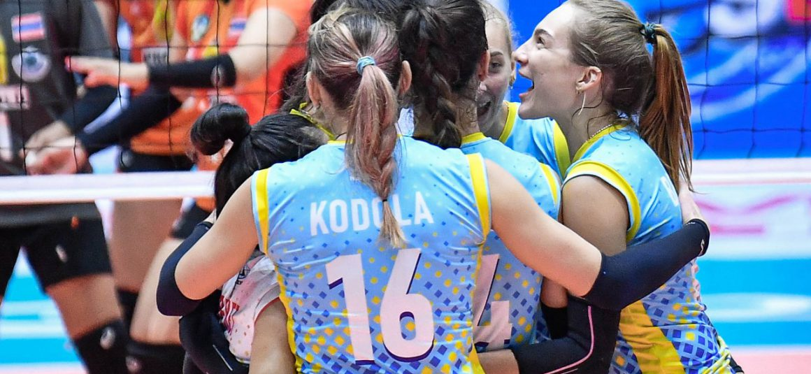 ALTAY ON CLOUD NINE AFTER CAPTURING HISTORIC ASIAN WOMEN'S CLUB CHAMPIONSHIP