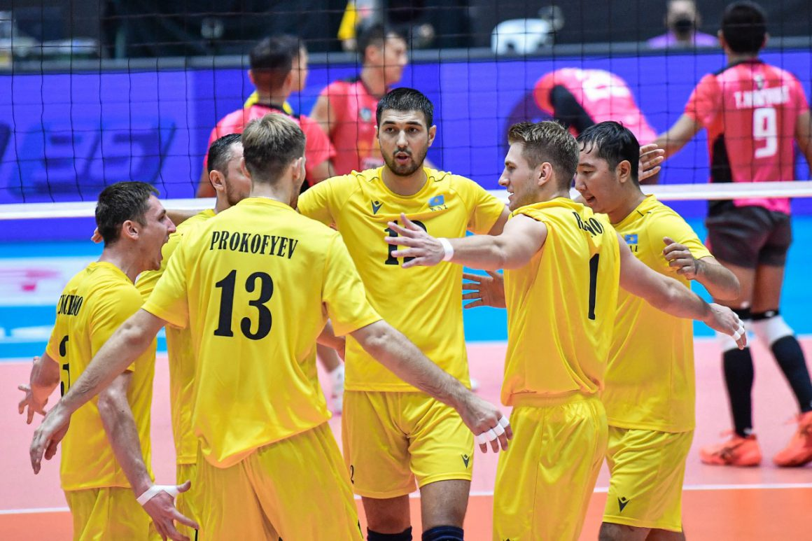 BUREVESTNIK ALMATY CAP DAZZLING 3-0 VICTORY OVER NAKHON RATCHASIMA FOR FIRST WIN IN ASIAN MEN'S CLUB CHAMPIONSHIP