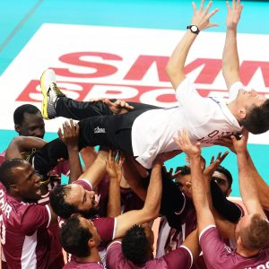 FIVB SUPPORT HELPS ELEVATE QATAR MEN'S NATIONAL TEAM TO NEW HEIGHTS