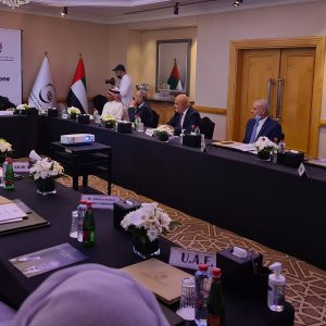FIVB PRESIDENT MEETS ASIA WESTERN ZONE NATIONAL FEDERATIONS IN DUBAI