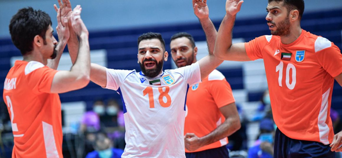 KAZMA SPORT CLUB FACE NO ISSUES IN SHUTTING OUT CEB SPORTS CLUB IN STRAIGHT SETS