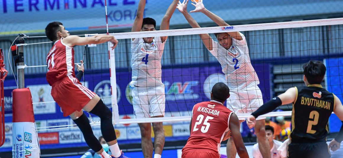 SIRJAN THE LONE UNBEATEN TEAM AT ASIAN MEN'S CLUB CHAMPIONSHIP, AS BUREVESTNIK, SOUTH GAS, DIAMOND FOOD SEAL VICTORIES ON ACTION-PACKED DAY 4