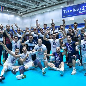 SIRJAN FOULAD IRANIAN DOMINATE 2021 ASIAN MEN'S CLUB CHAMPIONSHIP TO SECURE BERTH FOR CLUB WORLDS