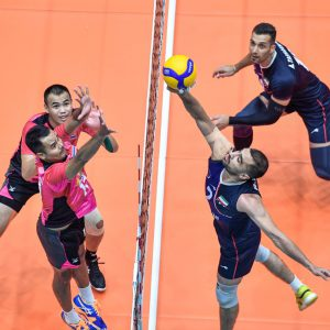 AL-ARABI AND SIRJAN TO RENEW RIVALRY IN HIGHLY-ANTICIPATED FINAL SHOWDOWN OF 2021 ASIAN MEN'S CLUB CHAMPIONSHIP IN THAILAND