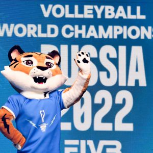 IRAN, JAPAN, CHINA AND QATAR TO STRUT THEIR STUFF AT FIVB 2022 MEN'S WORLD CHAMPIONSHIP IN RUSSIA