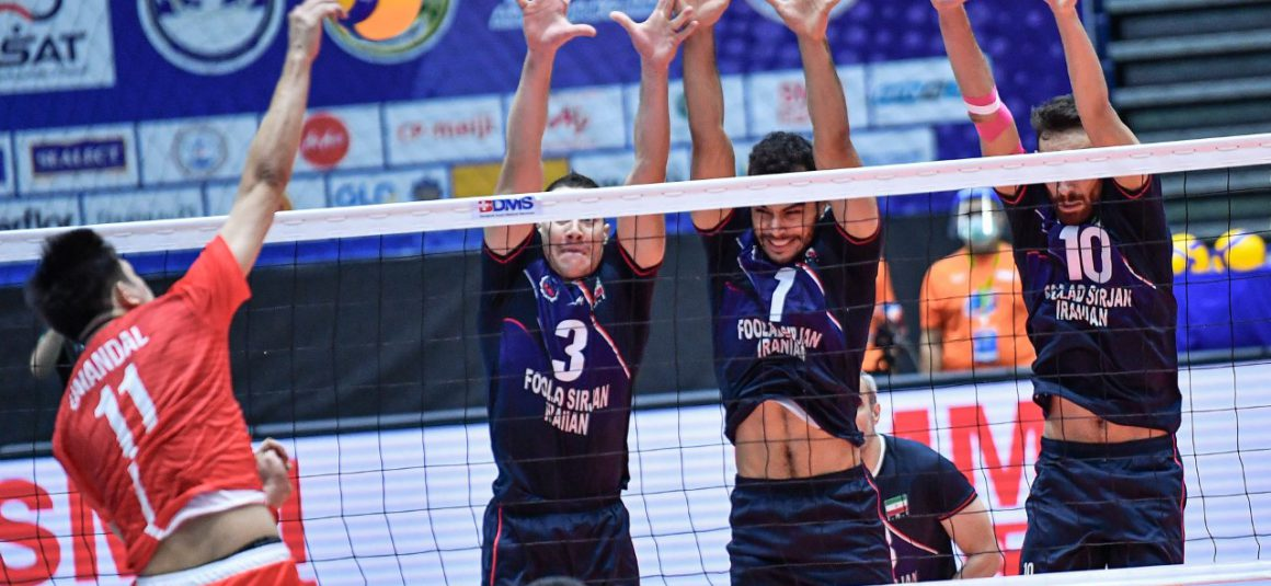 WINNERS STRUGGLE IN FIVE-SET EPICS ON ACTION-PACKED FIRST DAY OF ASIAN MEN'S CLUB CHAMPIONSHIP