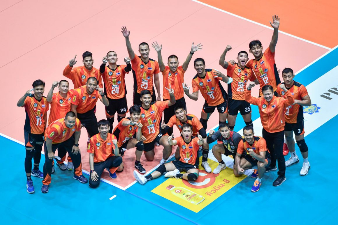 AMORNTEP INSTRUMENTAL IN LIFTING NAKHON RATCHASIMA'S 3-0 WIN AGAINST CEB SC TO SECURE SEMIFINAL SPOT