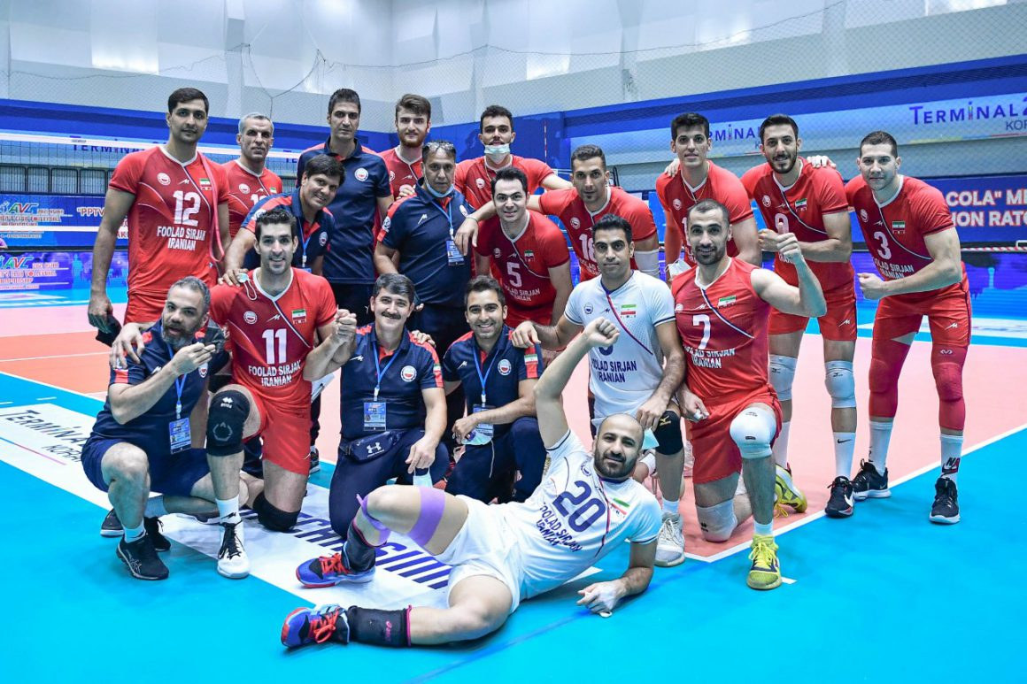 UNBEATEN SIRJAN FOULAD IRANIAN TOP POOL B AFTER HARD-FOUGHT 3-1 WIN AGAINST DIAMOND FOOD