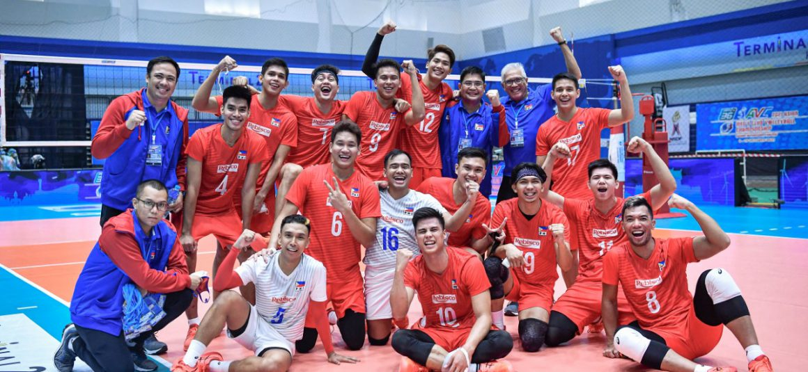 REBISCO PHILIPPINES EDGE PAST CEB SC IN SEE-SAW BATTLE TO CLAIM 9TH PLACE AT ASIAN MEN'S CLUB CHAMPIONSHIP