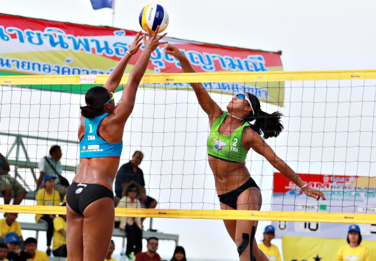 Asian beach volleyball tour